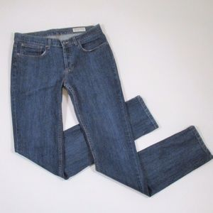 American Apparel 31 Button Fly Skinny Jeans GUC